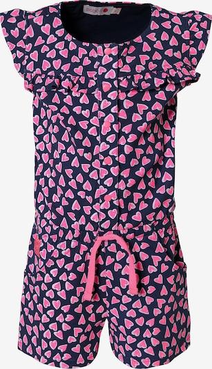 BÒBOLI Jumpsuit in pink / schwarz, Produktansicht
