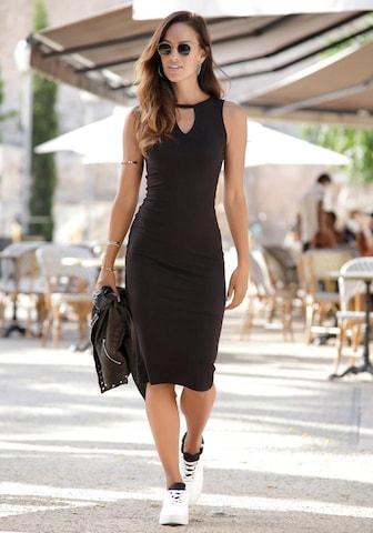 BUFFALO Sheath Dress in Black