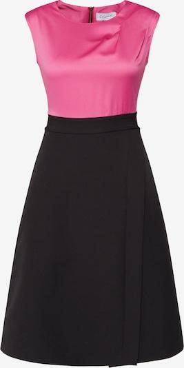 Closet London Kleid in pink / schwarz, Produktansicht