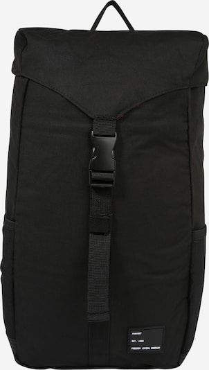 Forvert Rucksack 'Dale' in schwarz, Produktansicht