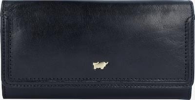 Braun Büffel Geldbörse in nachtblau, Produktansicht