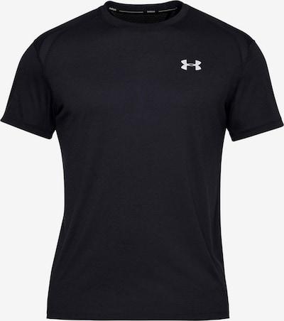 UNDER ARMOUR Shirt  'Streaker' in schwarzmeliert, Produktansicht