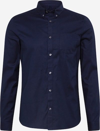 BURTON MENSWEAR LONDON Businesshemd in navy, Produktansicht