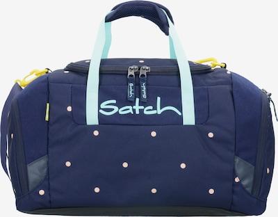 Satch Tasche in navy / türkis / puder, Produktansicht