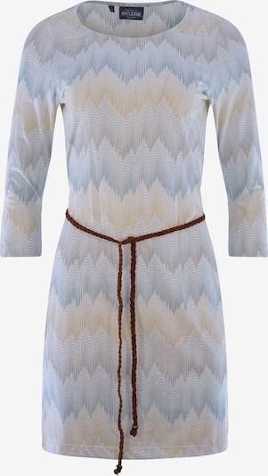 mazine Kleid in blau / gelb / weiß, Produktansicht