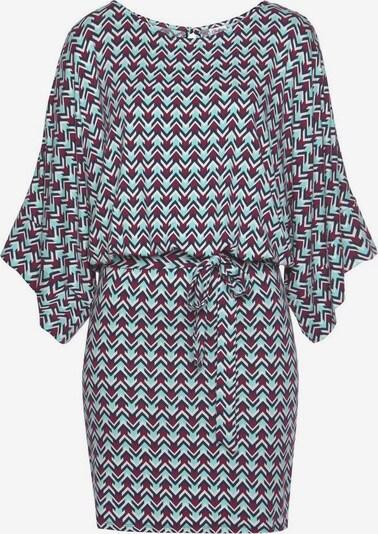 BUFFALO Strandkleid in türkis / rot, Produktansicht