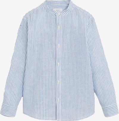 MANGO KIDS Hemd in hellblau, Produktansicht