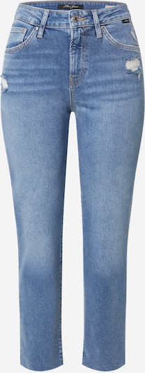 Jeans 'NIKI' Mavi pe denim albastru: Privire frontală