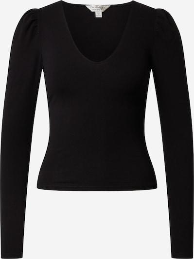 Miss Selfridge Shirt in schwarz, Produktansicht
