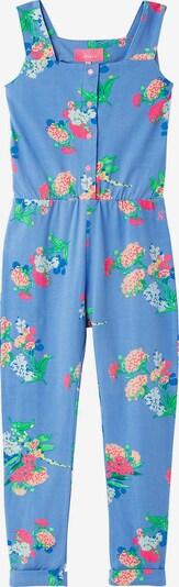 Tom Joule Jumpsuit 'Kelsey' in blau / grün / pink / weiß, Produktansicht