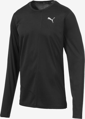 PUMA Shirt in Schwarz