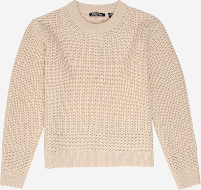 BLUE SEVEN Pullover in creme: Frontalansicht
