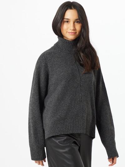 Megztinis iš Noisy may , spalva - tamsiai pilka, Modelio vaizdas