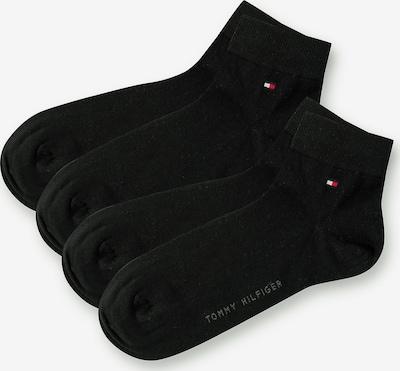TOMMY HILFIGER Socken in schwarz, Produktansicht