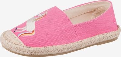 Tom Joule Espadrilles in mischfarben / pink, Produktansicht