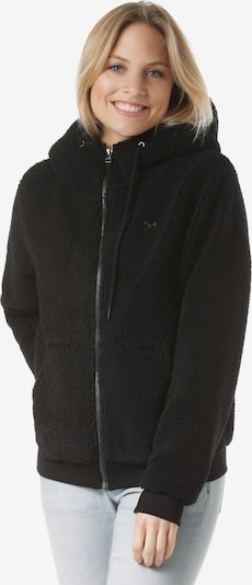 Iriedaily Jacke in schwarz, Produktansicht