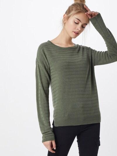 JACQUELINE de YONG Pullover  'YGADOT' in grün, Modelansicht