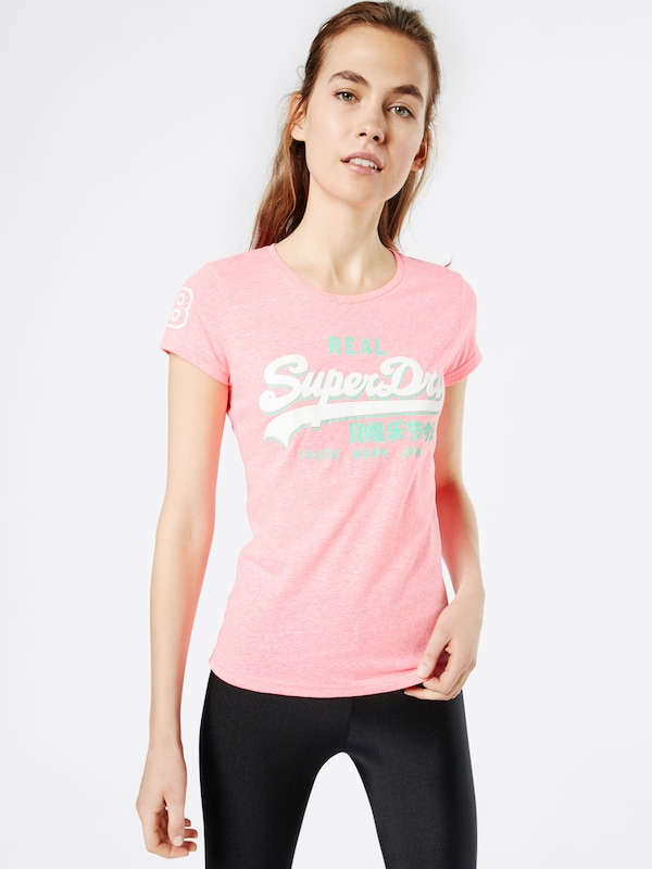 Superdry Shirt ENTRY TEE