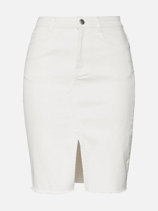In 'vanilla' Jupe Luxury Soaked Blanc En Naturel aqwCt
