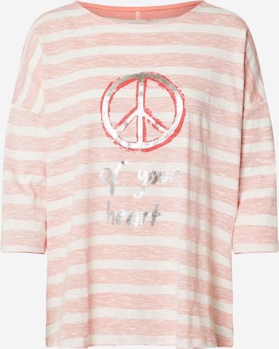 LIEBLINGSSTÜCK T-Krekls 'CharisL' pieejami bēšs / oranžs, Preces skats