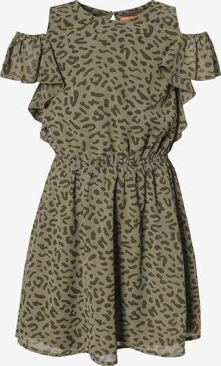 STACCATO Kleid in grün / schwarz, Produktansicht