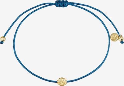 Glanzstücke München Armband in blau / gold, Produktansicht