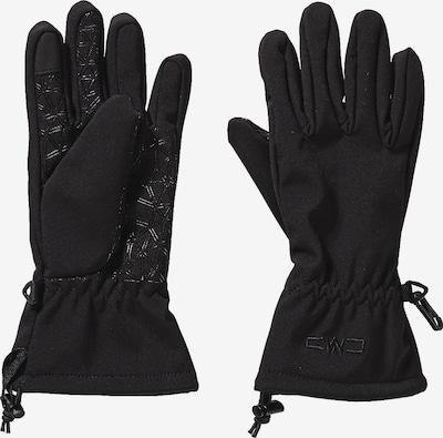 CMP Skihandschuhe in schwarz, Produktansicht