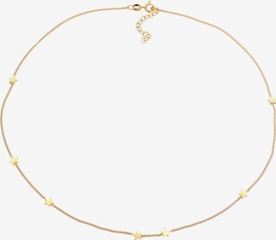 ELLI Halskette 'Astro Sterne' in gold, Produktansicht