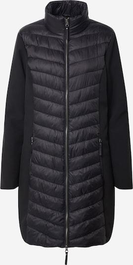 Soyaconcept Manteau d'hiver 'ELIF' en noir: Vue de face
