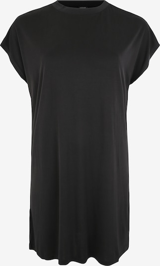 Urban Classics Curvy Kleid 'Ladies Modal Dress' in schwarz, Produktansicht