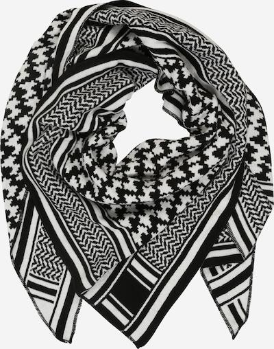 Zwillingsherz Masque en tissu 'Liv' en noir / blanc, Vue avec produit