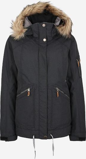 ROXY Veste outdoor 'MEADE' en noir, Vue avec produit