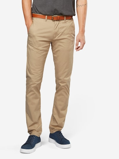 SELECTED HOMME Chino 'SHHYARD' in beige, Modelansicht
