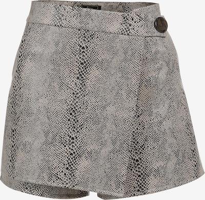 faina faina Shorts mit Schlangenmuster in mischfarben, Produktansicht