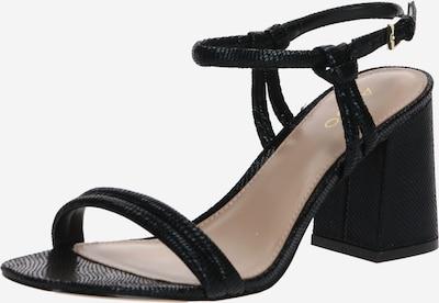 ALDO Sandalen met riem 'JERUNDRA' in de kleur Zwart, Productweergave