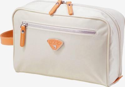 Jump Kulturbeutel in beige / apricot, Produktansicht