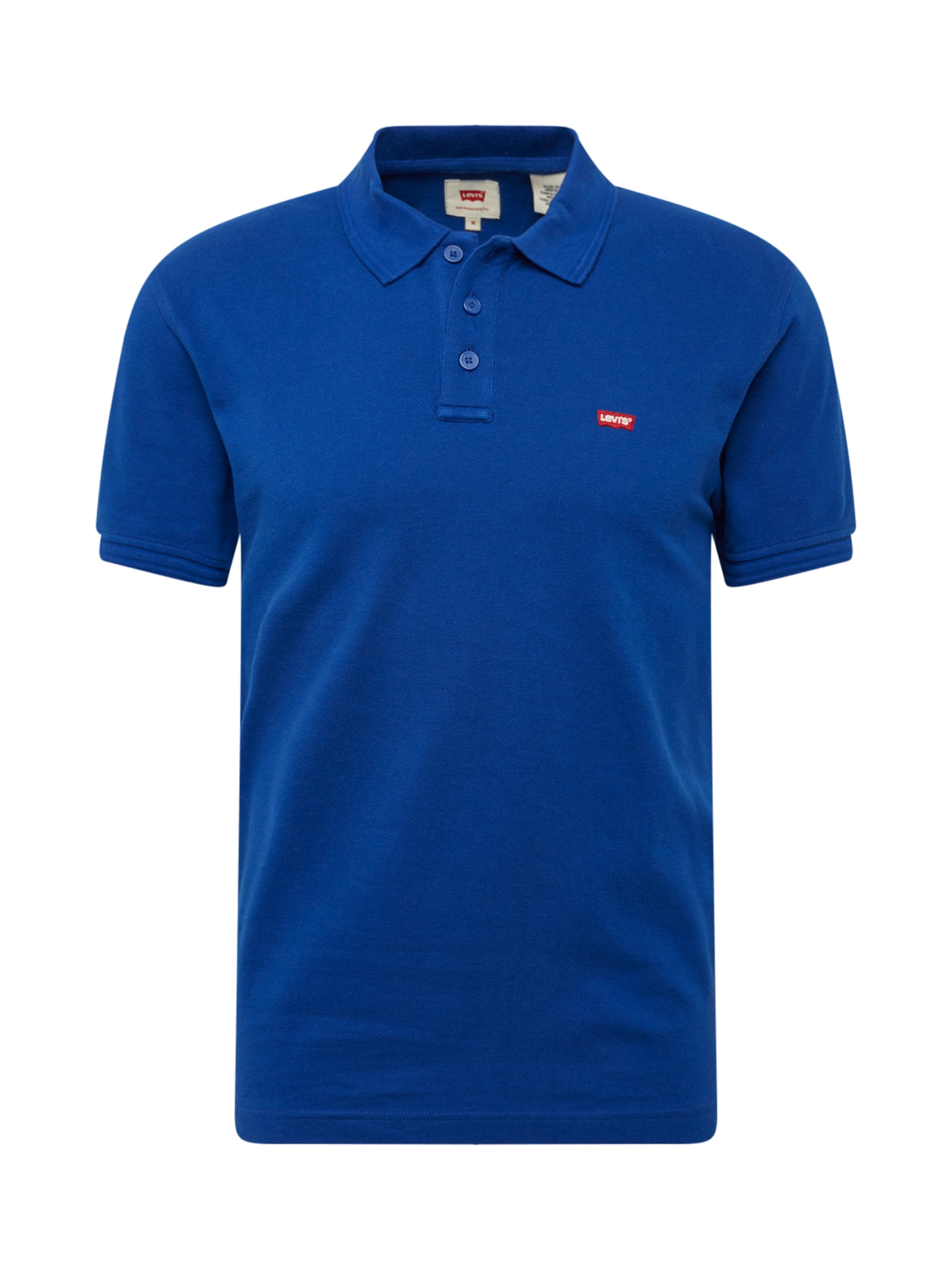 Poloshirt In Blau Levi's Levi's 'housemark' sxtQrdhC