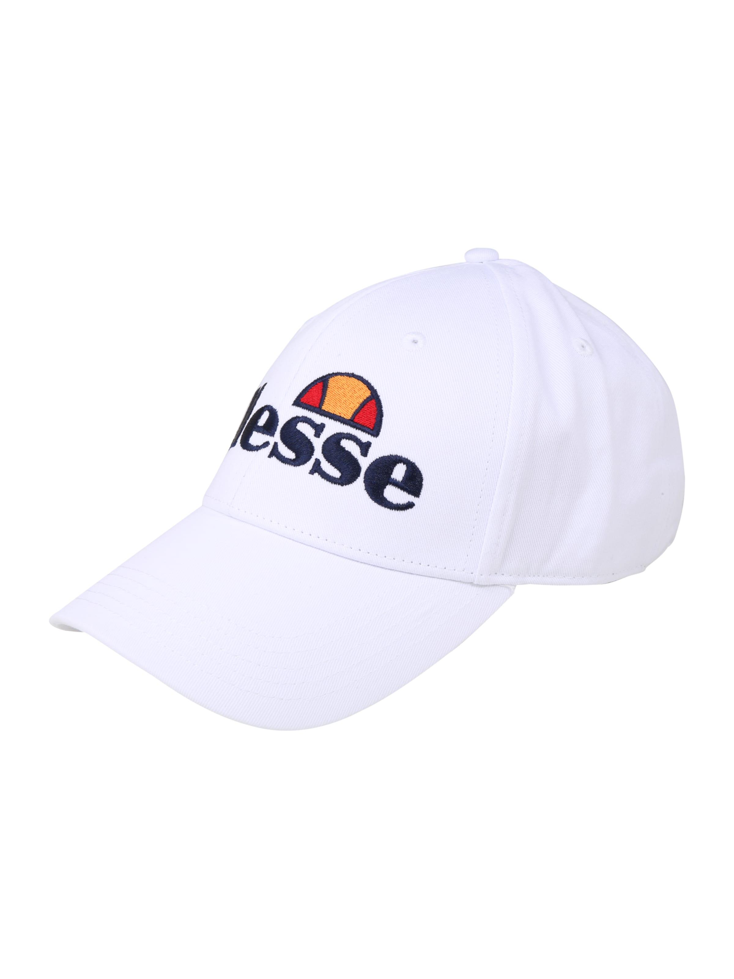 En Ellesse Noir 'regula' Casquette OrangeRouge Blanc Ygbfy6vI7