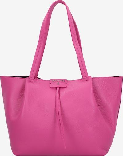PATRIZIA PEPE Borsa Shopper Tasche Leder 30 cm in pink, Produktansicht