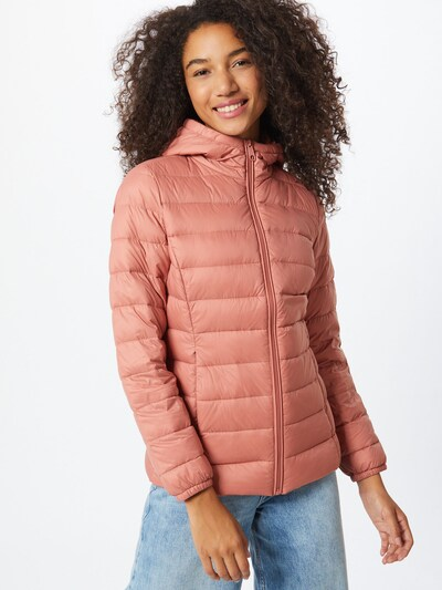 b.young Jacke 'Bybico' in rosa: Frontalansicht