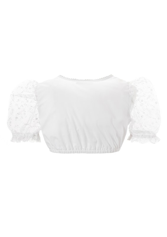 Klederdracht Wit Stockerpoint Wit In Stockerpoint Blouse Blouse In Klederdracht DHW9I2E