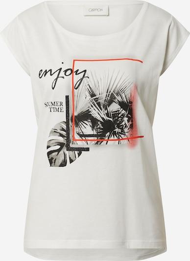 Marškinėliai iš Cartoon , spalva - kremo / juoda, Prekių apžvalga
