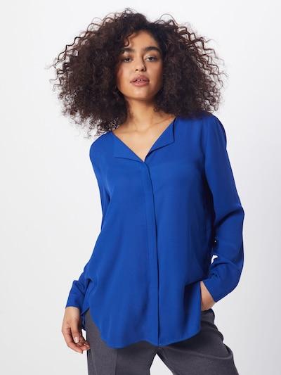 VILA Bluse in dunkelblau, Modelansicht