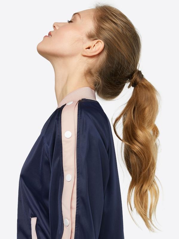 Urban Classics Jacke 'Ladies Button Up Track'
