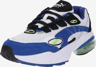 PUMA Sneakers laag 'Cell Venom' in de kleur Blauw / Groen / Wit, Productweergave