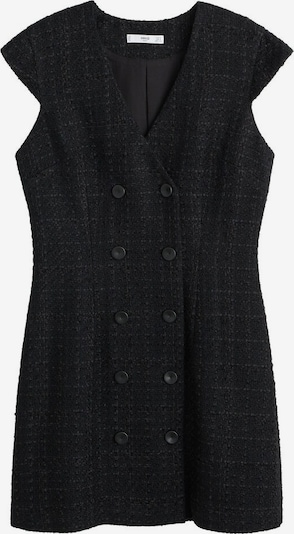 MANGO Šaty 'Carola' - černá, Produkt