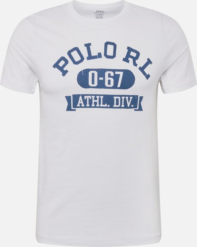 t Sleeve shirt' Wit Lauren 'sscncmslm1 short In Ralph Polo Shirt rCoWBxQedE