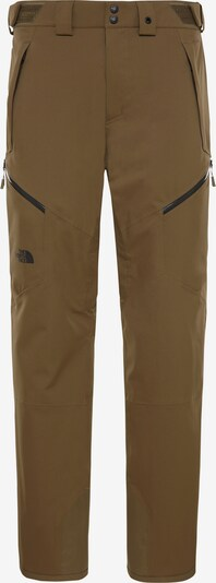 THE NORTH FACE Pantalon outdoor 'Chakal' en marron, Vue avec produit