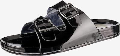 BUFFALO Badeschuhe 'Enora Metal' in schwarz, Produktansicht