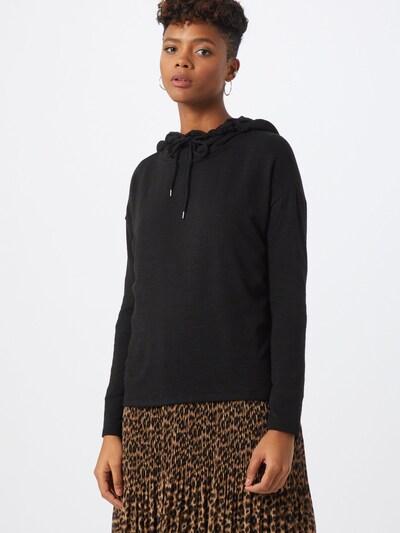 GAP Sweatshirt in schwarz: Frontalansicht